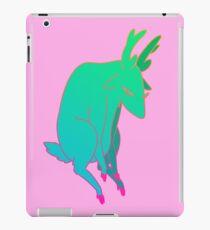 Cynical Cervidae iPad Case/Skin