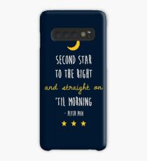 Peter Pan (Version Two) Case/Skin for Samsung Galaxy