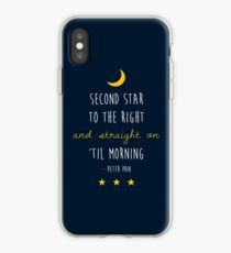 Peter Pan (Version Two) iPhone Case