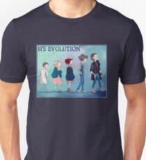 Stranger Things Eleven's Evolution - 11  Unisex T-Shirt