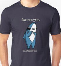 Adorable Left Shark Unisex T-Shirt