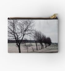 Norland Golf Course - Winter Scene Studio Pouch