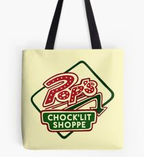 Pop's Chock'lit Shoppe (Light) Tote Bag