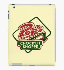 Pop's Chock'lit Shoppe (Light) iPad Case/Skin