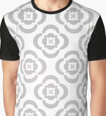cool gray pattern  Graphic T-Shirt