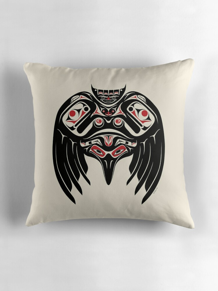 Quot Raven Crow In A Pacific North West Style Native American