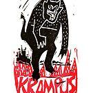 KRAMPUS The Christmas Demon by craftyhag