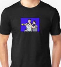 Wedding Dress & Gas Tank  Unisex T-Shirt
