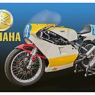 Yamaha TZ  by Kit347