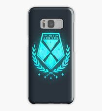 Earth's Guardians (Blue) Samsung Galaxy Case/Skin