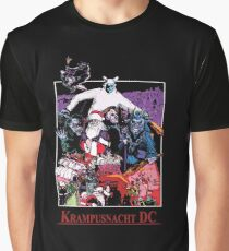Krampusnacht DC - Illustrated by Isaac Nejako  Graphic T-Shirt