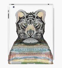 Tiger Knit iPad Case/Skin