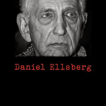 Daniel Ellsberg by alex4444