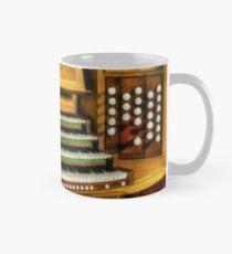 Church Organ Art Mug