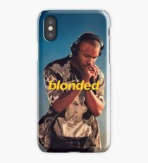 Frank Ocean Blonded Blonde iPhone Case/Skin
