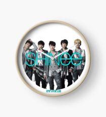 SHINee photo circle  Clock