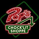 Pop's Chock'lit Shoppe (Dark) by 4everYA