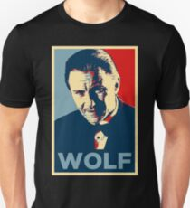 Mr. Wolf Pulp Fiction (Obama Effect) Unisex T-Shirt