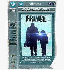 Fringe VHS Poster