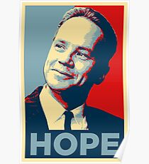 Andy Dufresne Hope (The Shawshank Redemption)  Poster
