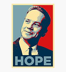 Andy Dufresne Hope (The Shawshank Redemption)  Photographic Print