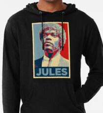 Jules Pulp Fiction (Obama Effect) Lightweight Hoodie