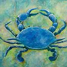 Blue Crab by EplusC Studio