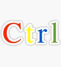 CTRL by SZA Sticker
