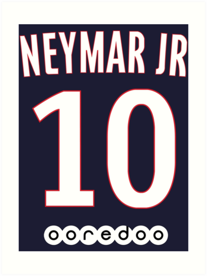 Neymar JR 2018 By Pvdesign