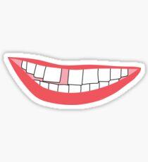 Mac Demarco Teeth Sticker