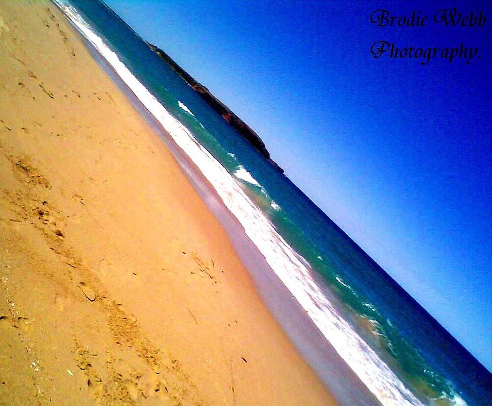 beach by brodie