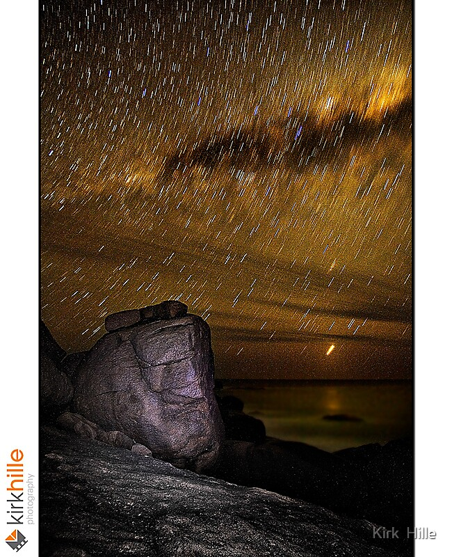 Milky Way by Kirk  Hille