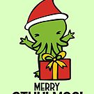 Merry Cthulmas by QueenHare