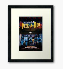 RED VELVET PEEK-A-BOO Framed Print