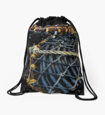 Cages Drawstring Bag