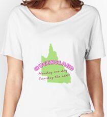 Queensland Women's Relaxed Fit T-Shirt