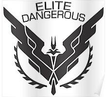 elite dangerous posters by hrmmm redbubble