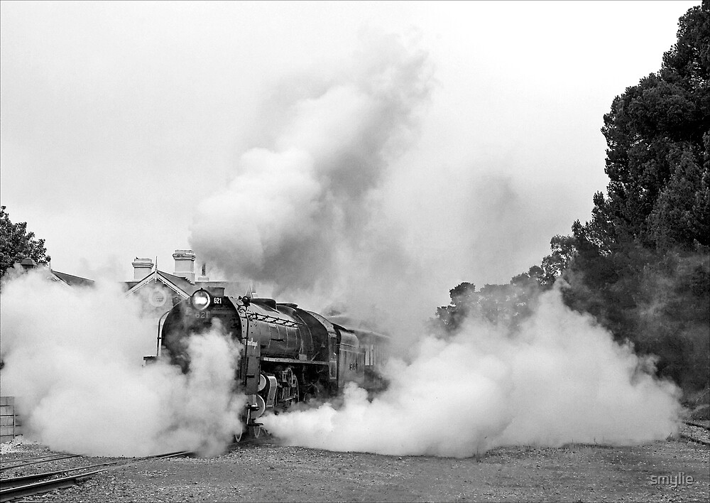 621 Under Steam by smylie
