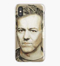 Rupert Graves Portrait iPhone Case/Skin