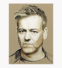 Rupert Graves Portrait Photographic Print