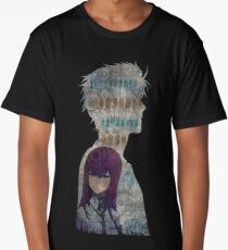 Steins Gate Long T-Shirt