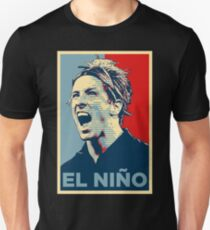 El Niño Torres (Obama Effect) Unisex T-Shirt