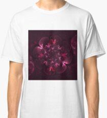 Flower In Bordo Classic T-Shirt