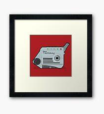 Home Alone - Talkboy Framed Print