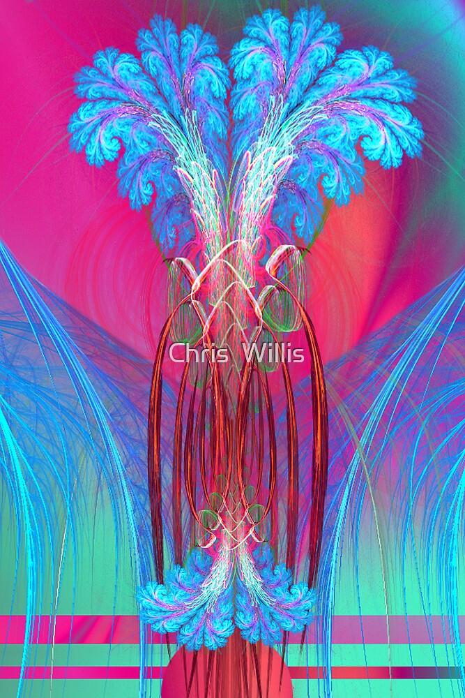 Fleur de Lis by Chris  Willis