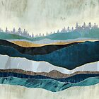 Turquoise Hills by spacefrogdesign