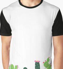 Little Cacti Graphic T-Shirt
