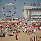 Oostend Kite Festival by Amy Dokken
