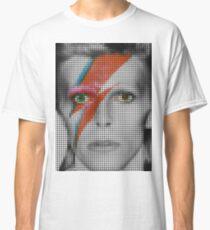 Portrait David Bowie Classic T-Shirt