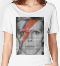 Portrait David Bowie Women's Relaxed Fit T-Shirt